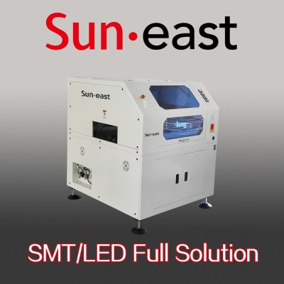 Full-auto SMT Solder Paste Printer Machine