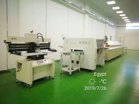 ETA Full SMT Solutions SMT Production Line Setup Provider