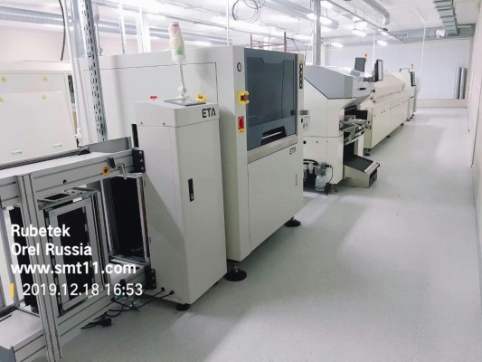 High Efficiency JUKI SMT Line