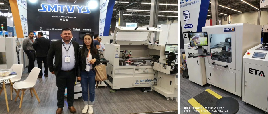 SMT Machine Exhibition